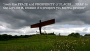the4Ps - Pray Peace Prosperity Places